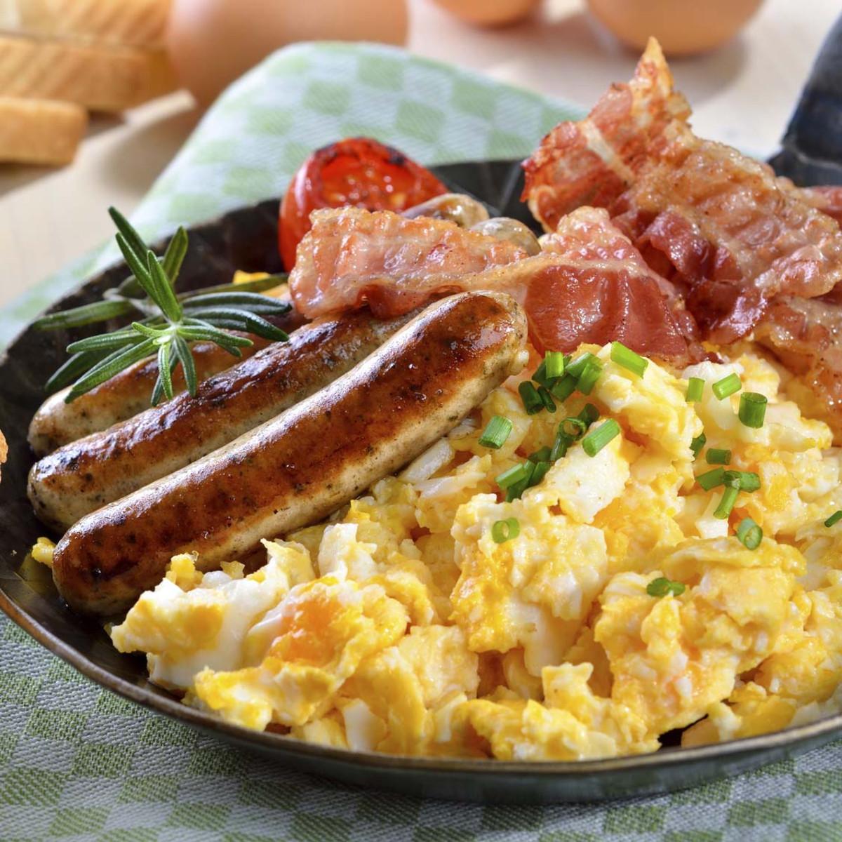 Breakfast Sausage – Case