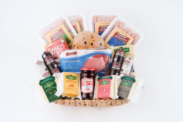 Image of the Deluxe Gift Basket