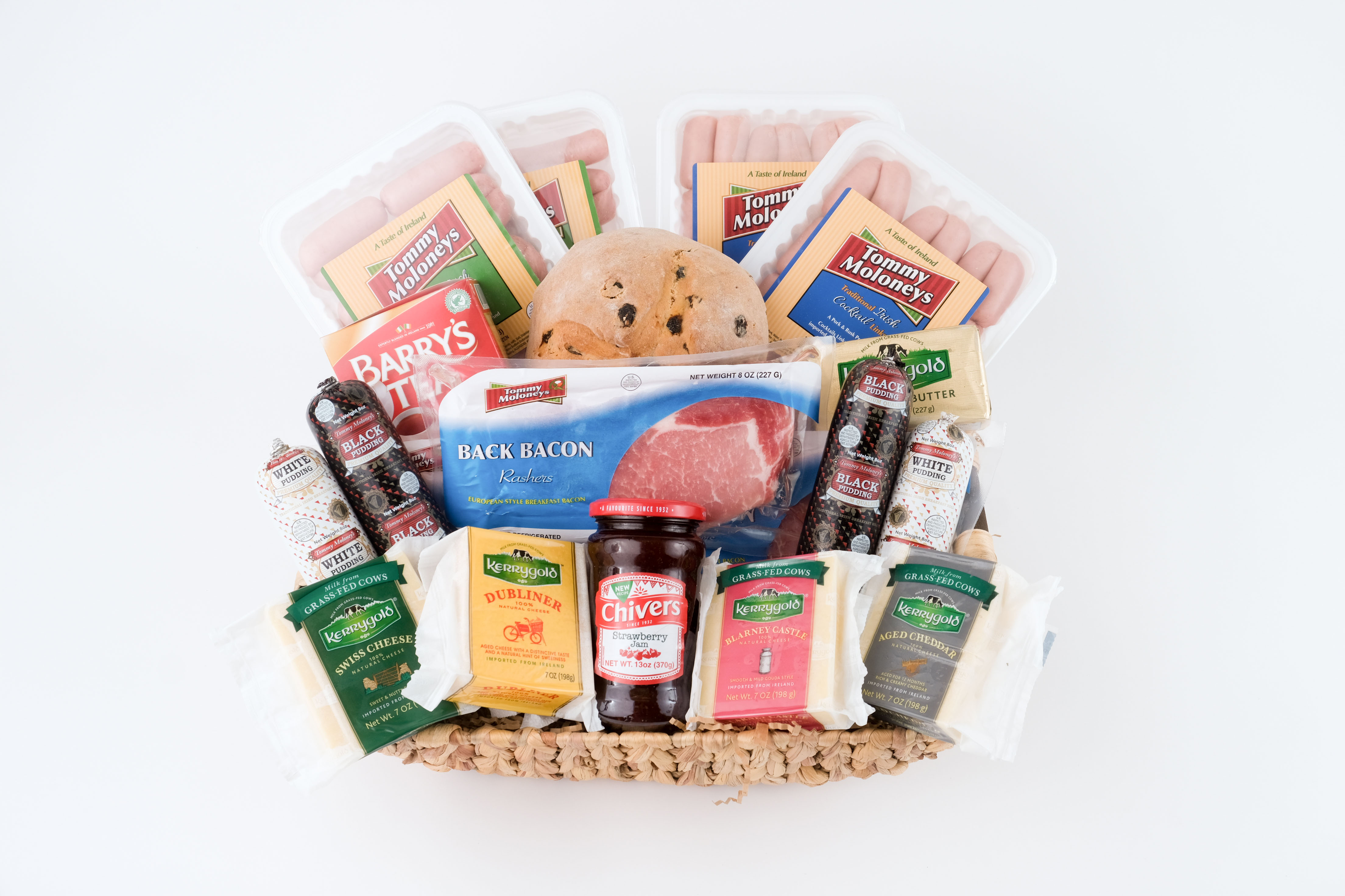 Deluxe Breakfast Basket