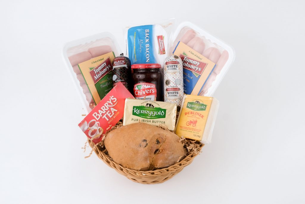 Image of the Premium Gift Basket