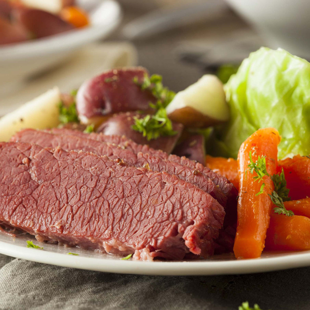 Corned Beef – Premium Flat Cut Case