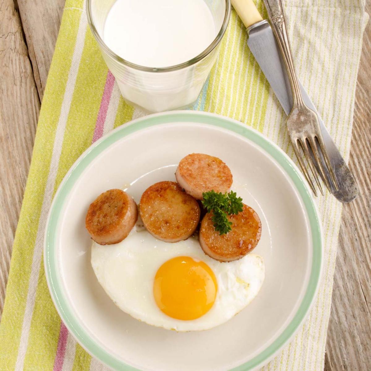 Irish White Pudding Ring 5lbs (Food Service)